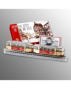 Modell - Straßenbahn Spur N